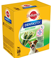 Pedigree® DentaStix™ Fresh